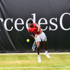 Interview: After a dramatic month, Prajnesh Gunneswaran sets sights on Wimbledon