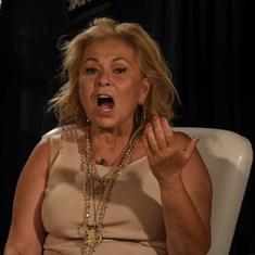 Watch: Comedian Roseanne Barr justifies racist tweet about former Obama aide in a bizarre new video