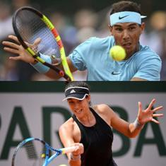 French Open day 11 Preview: Top seeds Nadal, Halep look to seal semis spot on heavyweight day