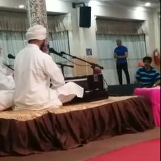 Watch: A Muslim man offered namaaz in a gurdwara, and Sikhs made him welcome