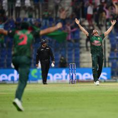 Asia Cup 2018: Mushfiqur, Mustafizur star in Bangladesh's win over Pakistan to set up final vs India