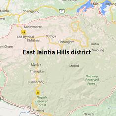 30 dead as bus skids off hill in Meghalaya