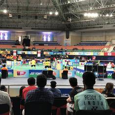 Hyderabad Open badminton: Verma, Pranaav-Sikki and Satwik-Chirag ensure India will play three finals
