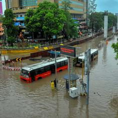 Heavy rain lashes Maharashtra, Goa, Karnataka; Met department forecasts more rainfall