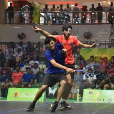 Squash junior world c'ships: Defending champs Pakistan prove too good for higher-seeded India