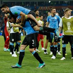 Stats preview: Uruguay's superior head-to-head, France's record in extra time and more