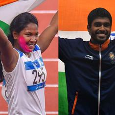 From Tajinder to Swapna Barman, a look at India's seven athletics gold medals at Asian Games 2018