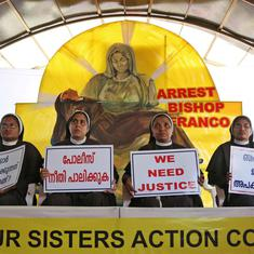 Kerala: Protesting nuns demand chargesheet in rape case, say witnesses living in fear