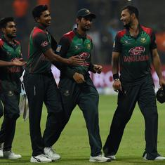 It won't be easy: Captain Mashrafe Mortaza downplays Bangladesh's chances at World Cup