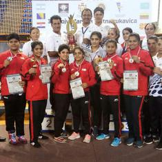 Indian boxers clinch top spot at Golden Glove of Vojvodina with seven gold medals