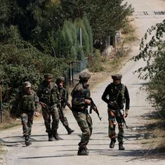 The big news: Four militants and a police officer killed in Anantnag, and nine other top stories