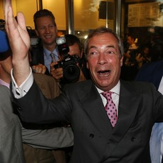 Nigel Farage quits as leader of pro-Brexit UKIP
