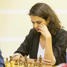 India men and women's teams make winning start at Chess Olympiad