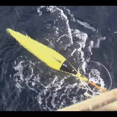 Video: These underwater robots will (with luck) predict India's rainfall and prevent flooding