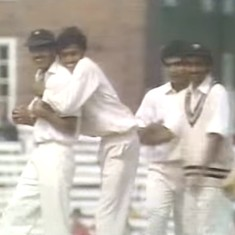 Video: On BS Chandrasekhar's 70th birthday, watch his greatest moment in Indian colours