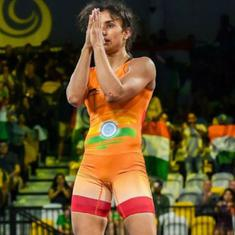 Asian Games, Day 2, live: Vinesh becomes the first Indian woman wrestler to win gold medal at Asiad