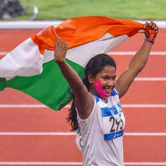 Want to be fully fit before taking the field again, says Asian Games gold medallist Swapna Barman