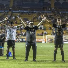 Maradona's Mexican coaching debut off to good start as Dorados win 4-1