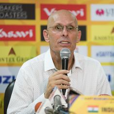 'Never differentiate between seniors and juniors': Stephen Constantine on India squad for Asian Cup