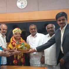 कर्नाटक : मैसुरू के दशहरा महोत्सव का उद्घाटन इस बार सुधा मूर्ति करेंगी
