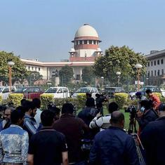 Sabarimala case: SC says questions of law can be referred to a larger bench even in review pleas