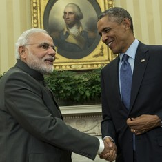 Narendra Modi to address joint meeting of the United States Congress on June 8