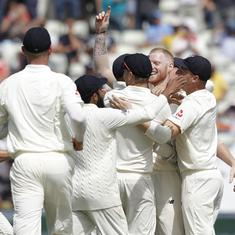 England hold nerve to beat India by 31 runs in thrilling first Test