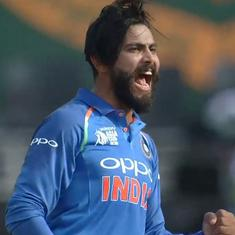 Asia Cup: Ravindra Jadeja, Rohit Sharma star in India's seven-wicket rout of Bangladesh