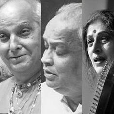 Listen: Shuddha Saarang raag's diverse interpretations by different gharanas