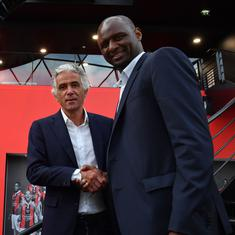After MLS stint, former Arsenal star Patrick Vieira set to take charge of French club Nice