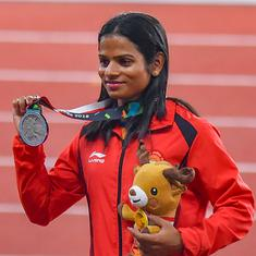 India's sprint star Dutee Chand reveals she is in a same-sex relationship