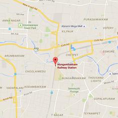 Infosys employee hacked to death at Chennai's Nungambakkam railway station