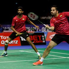 Japan Open: Manu Attri and B Sumeeth Reddy stun Olympic silver medallists