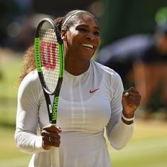 It's a great rule: Serena Williams praises WTA move to help mothers returns to tennis