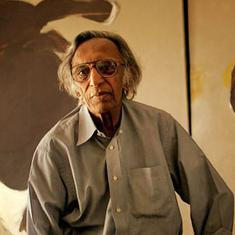 Rs 26 crore for the painting, Rs 0 for the painter. The Indian art world is riven by a deep divide
