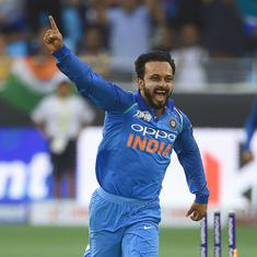 India batsman Kedar Jadhav declared fit, will travel to UK for World Cup 2019