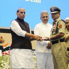 India does not discriminate against anyone on the basis of religion or sect: Rajnath Singh