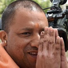 Noida man arrested for 'objectionable' Facebook post on Yogi Adityanath