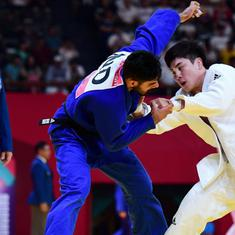 Asian Games: Indian judokas Harshdeep Singh Brar and Garima Choudhary bow out in pre-quarters