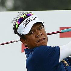 Golf: Thai veteran Thammanoon Sriroj shoots 9-under on day one of Bengaluru event