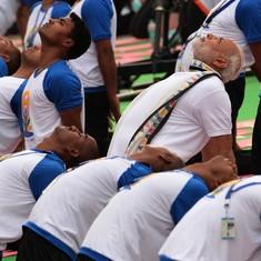 The big news: Narendra Modi kicks off International Yoga Day celebrations, and 9 other top stories