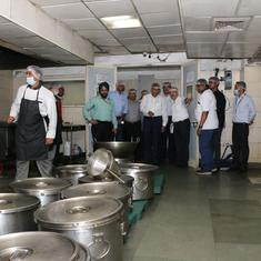 IRCTC introduces live streaming of food being prepared in its central kitchens