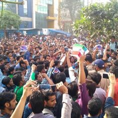 Noida: Protests break out after Oppo's Chinese employee puts Indian tricolour in dustbin