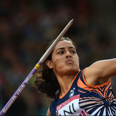 Javelin thrower Annu Rani cleared for Asian Games after athletics federation hold trial