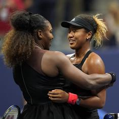 Saw a therapist, apologised to Naomi Osaka after 2018 US Open final: Serena Williams
