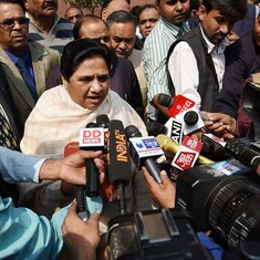 As the slur on Mayawati feeds Dalit fury, the BJP also faces Thakur wrath