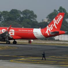 Two senior AirAsia officials suspended after former pilot flags safety violation