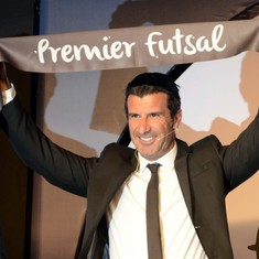 'Premier Futsal has lost its path': Luis Figo parts ways with the five-a-side franchise league
