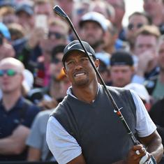 This clearly crossed a line: Golf ace Tiger Woods reacts to George Floyd's death