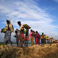 Myanmar says it is willing to take back all Rohingya refugees